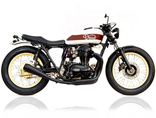 DEUS EX Machina Gicleur #machina #ex #deus #vintage #motorcycle