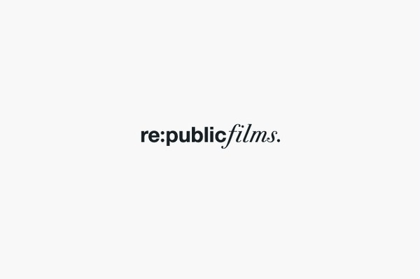 re publicfilms logo design #logo #design