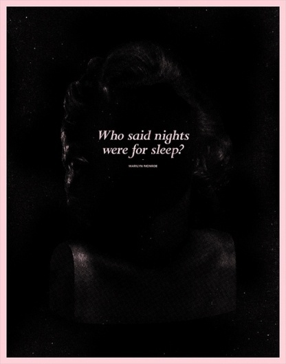 5800001779_8b2eda2ee0_z.jpg (503×640) #were #sleep #who #nights #mo #said #for #marilyn