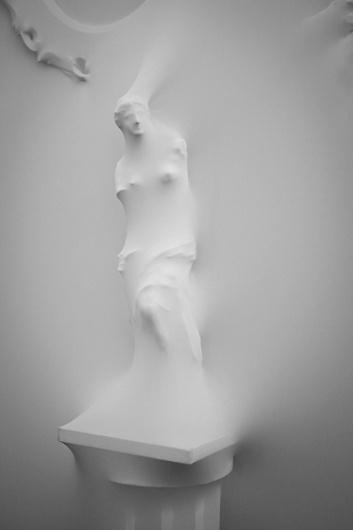 Venus de Milo - today and tomorrow #form #sculpture #white