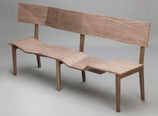 Forming History with Tino Seubert   Yatzer™ #history #nuremberg #seubert #tino #bench #wood #furniture #forming #trials