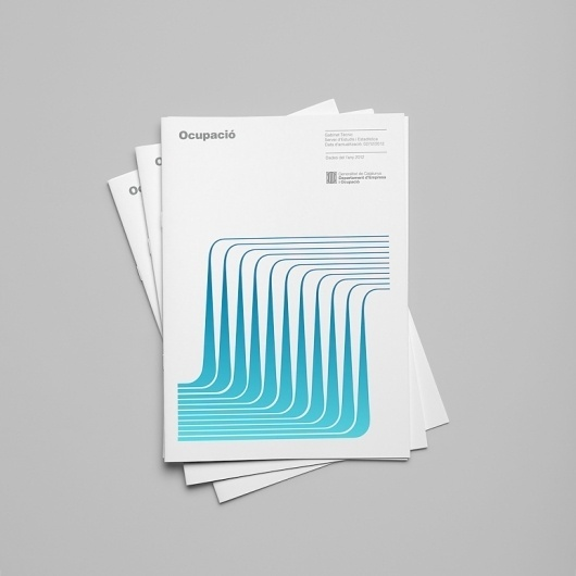 Enterprise and Labour by Heystudio.es #swiss #page #grid #illustration #layout #brochure #typography