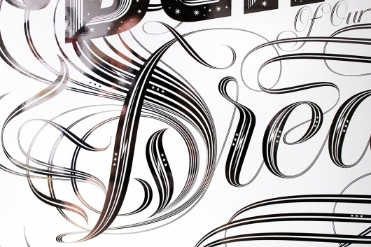 'Dreams', 'Stars' & 'So Much To Do'   I love typography, the typography and fonts blog #design #typography