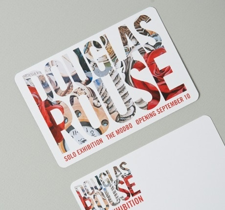 Douglas Rouse Postcards   Fixer Creative Co.   Design + Writing + Creative Direction #postcard