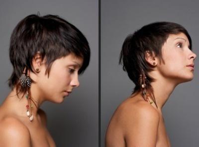Fuck Yeah Girls With Short Hair #hair