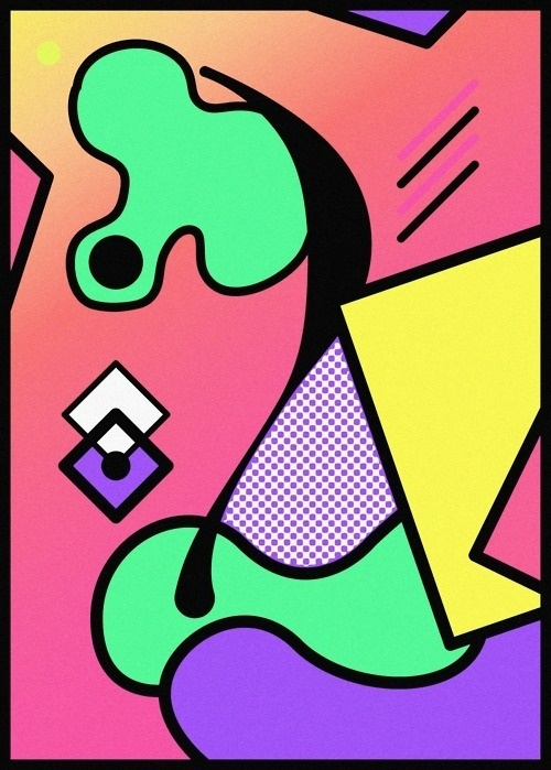 Abstract Graphic Design Posters by Paul-Henri Schaedelin | Art Sponge #abstract #design #graphic #henri #poster #schaedelin #paul