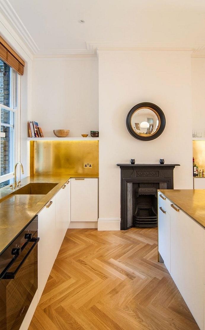 Hampstead Apartment by Bradley Van Der Straeten Architects 2