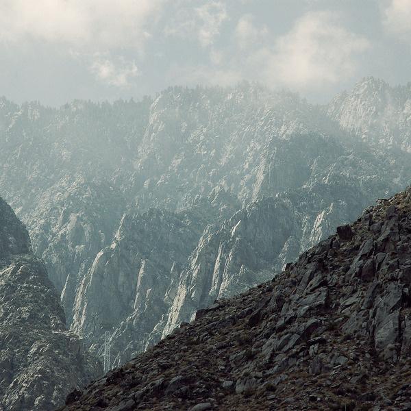 Photo series: California Superfamous Folkert Gorter #view #grading #mountains