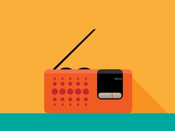 Radio II #illustration