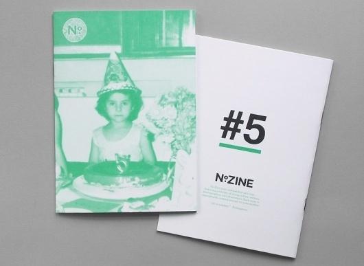 Patrick Fry / No.Zine #5