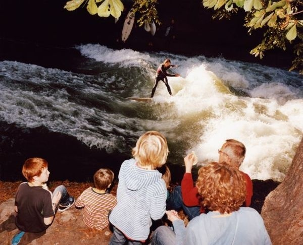 The Eisbach by Thomas Prior | Iconology #prior