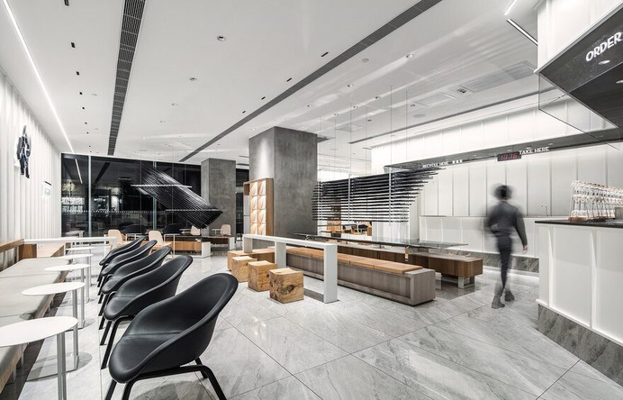tea drinking space, MOC Design Office