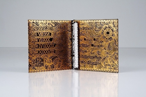 Manatees - cd-packaging | Flickr - Photo Sharing! #sleeve #cover #snask #digipak #foilblock #foil