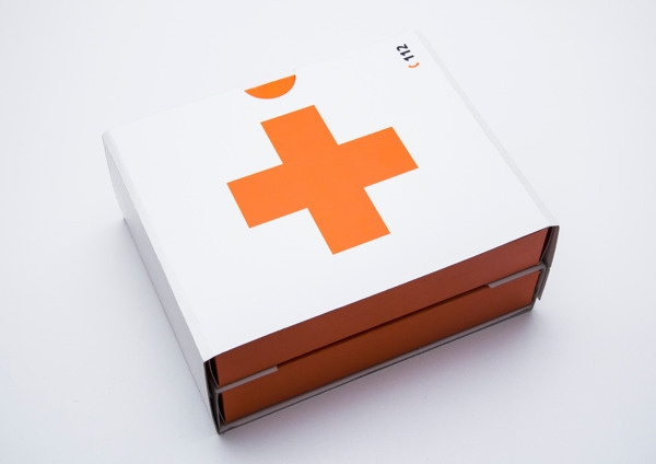 First Aid Kit on Behance #aid #first #redesign #kevin #kit #harald #campean