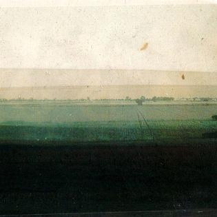 Course I / Mixed media on paper / Carlos Segura #painting #art #landscape
