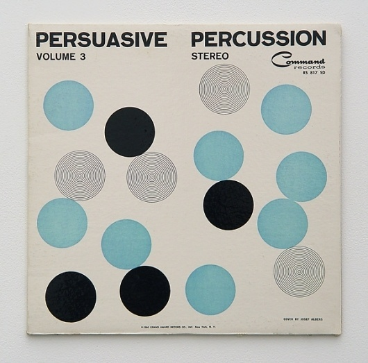 Persuasive-Percussion-Volume-3.JPG 600×593 pixels #design #minimal #essential #music #basic