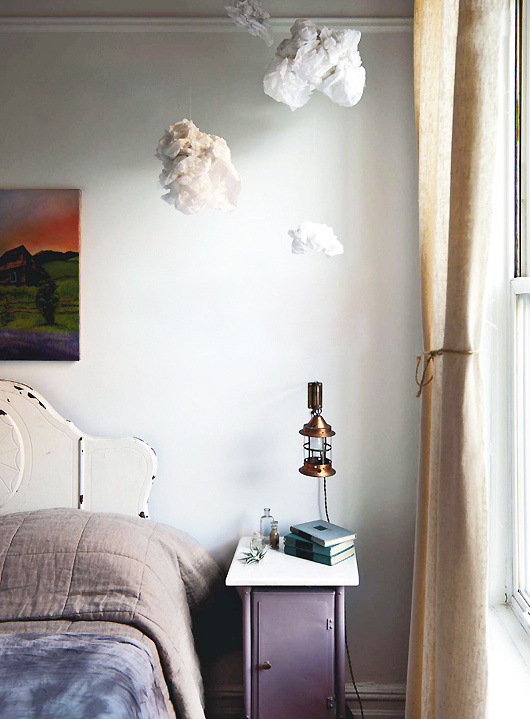 inside out magazine clouds #interior #design #decor #deco #decoration