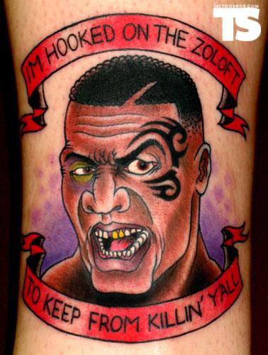 Tattoo by Curt Baer