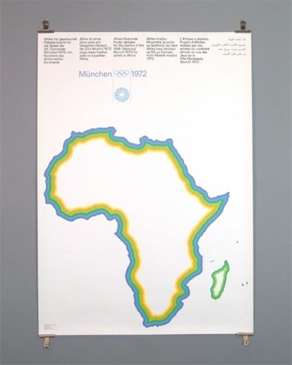 Otl Aicher 1972 Munich Olympics - Posters - Special Series #otl #1972 #aicher #olympics #munich