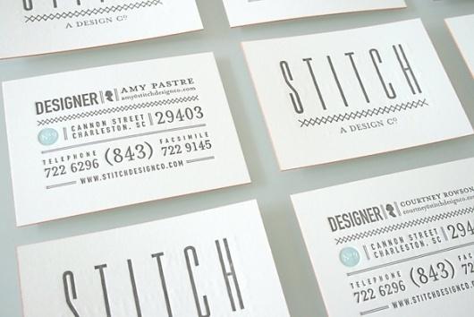 Graphic Design by Stitch | Miss Design #design #identity #stitch