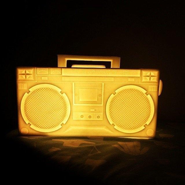 Ghetto Lamp #tech #flow #gadget #gift #ideas #cool