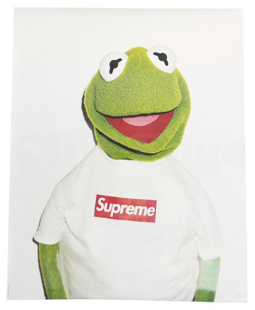 Kermit Supreme #kermit #supreme