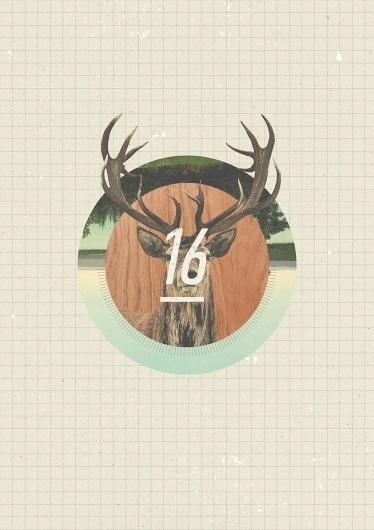 Wallpaper: Victor, Henrik & Thomas « From up North   Design inspiration & news #victor #deer #eide
