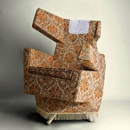 Dezeen » Blog Archive » Cozy Furniture by Hannes Grebin