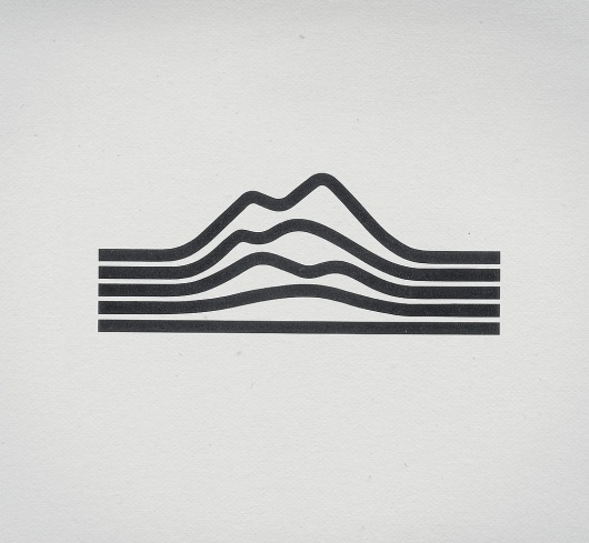 All sizes | Retro Corporate Logo Goodness_00079 | Flickr - Photo Sharing! #lines #60s #70s #retro #landscape #logo