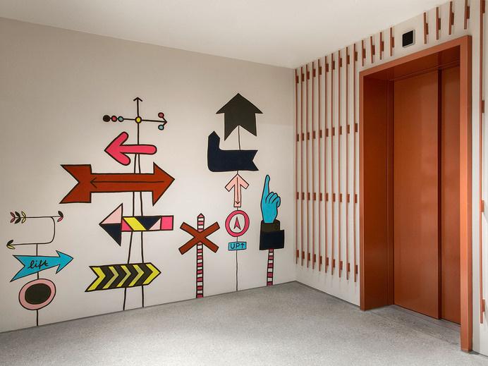 25hours Hotel Zurich West by Alfredo Häberli - www.homeworlddesign. com (18) #interior #design #travel #switzerland #zurich #hotel