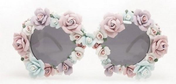 June-2012.30.jpg 850×409 pixels #fashion #sunglasses #art #flowers