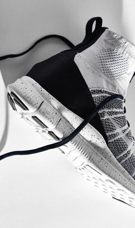 "delinquentgentleman: "" Nike Free Mercurial Superfly 'Pure Platinum' """