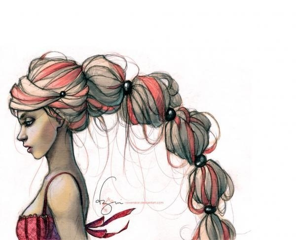Illustrations by Viet-My Bui #bui #my #illustrations #viet