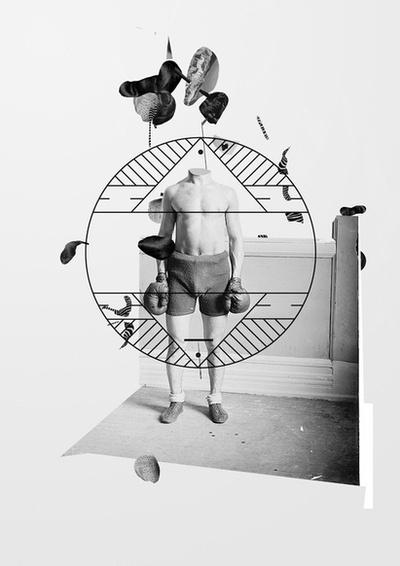 (1) Tumblr #print #design #collage