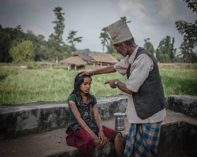 Documentary Photography by Poulomi Basu