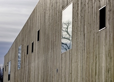 Dezeen » Blog Archive » Fagerborg Kindergarten by RRA #architecture