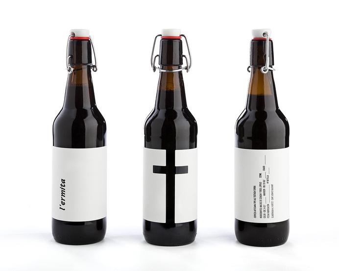 Cerveza L´ermita by Nueve