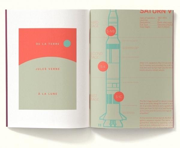 booklet #tangerine #seafoam #bariol #rocket #booklet