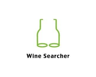 Wine Searcher by itsgareth #logo #searcher #idea #wine