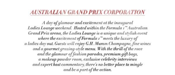 Ladies lounge on Behance #ladies #grand #f1 #lounge #prix