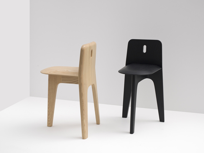 Stove Chair & Domino Coat Rack