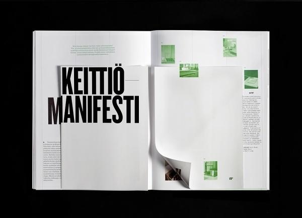 Lotta Nieminen — SI Special   September Industry #print #design #typography