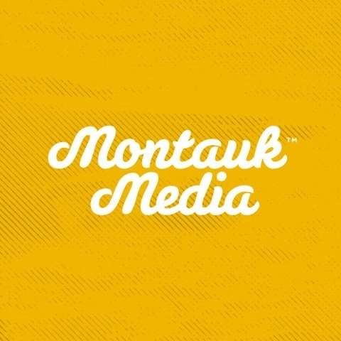 Montauk Media Logo - Jeremy Paul Beasley | Designer & Maker of Things #logo #script #typography