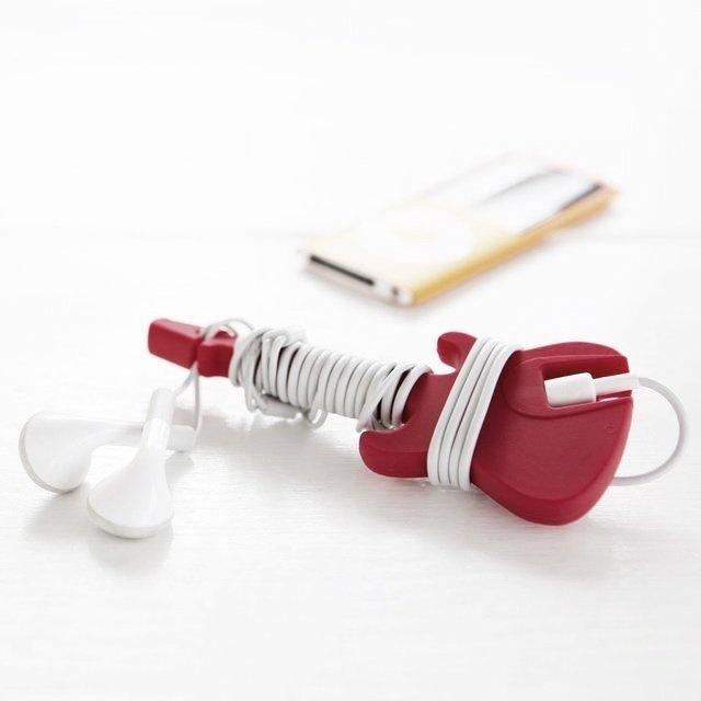 Electrock Cord Wrap by Rocket #tech #flow #gadget #gift #ideas #cool