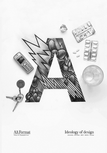 A3. typological issue : ana kraš #text #cover #kras #type #ana #pencil #magazine