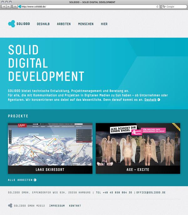 soliddd #design #web