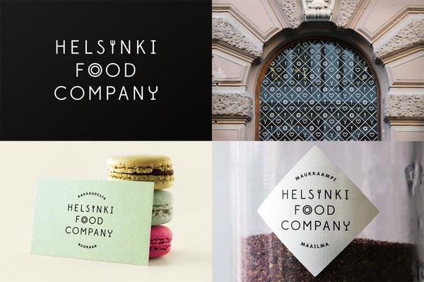 Helsinki Food Company #logo