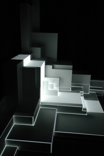 augmented sculpture series : pablo valbuena #projection #mapping #installation #art #pablo #valbuena #light