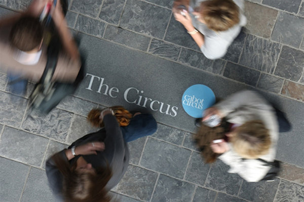 Cabot Circus #branding #typography