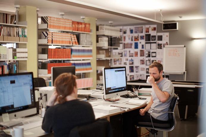 Graphic Design Studio Spin